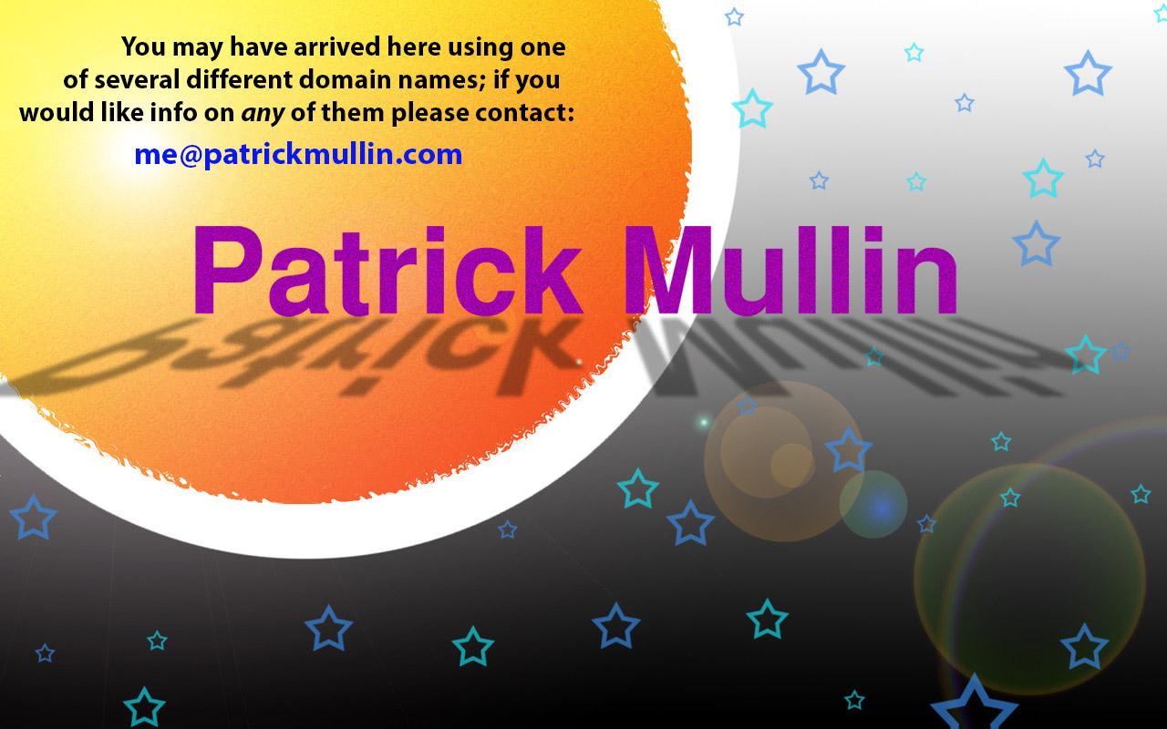 Patrick J. Mullin - Site to come...